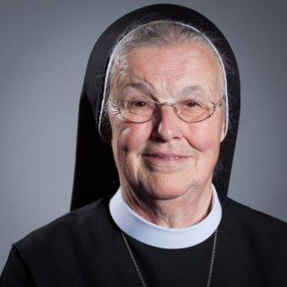 Schwester Gerburg Falk †