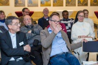 Jobst Rüthers rät gerne mit. Foto: SMMP/Ulrich Bock