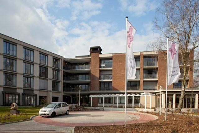 Haus St. Josef in Heiden. (Foto: SMMP/Achim Pohl)