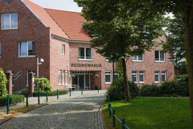 Seniorenheim Reginenhaus in Hamm-Rhynern. (Foto: SMMP/Beer)