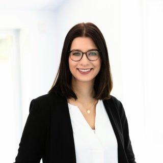 Carina Ballbach, Leiterin der Stabsstelle Unternehmensentwicklung