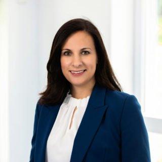 Daniela Kaminski, Leiterin Personalwesen