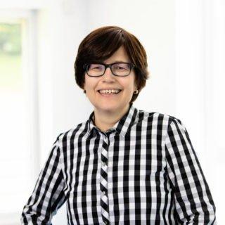 Ursula Buschmann, Leiterin Rechnungswesen