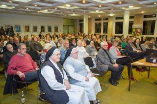 """Monsignore Ullrich Auffenberg machte deutlich: """"Es wird allerhöchste Zeit für ein Priestertum aller Gläubigen."""" Foto: SMMP/Ulrich Bock"""
