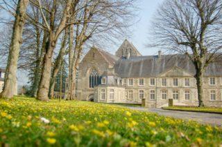 Die Abtei St. Sauveur-le-Vicomte heute. Foto: SMMP/Ulrich BOck